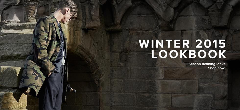 Winter 2015 Lookbook