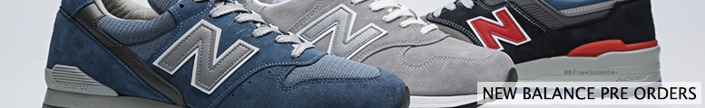 New Balance Pre Orders