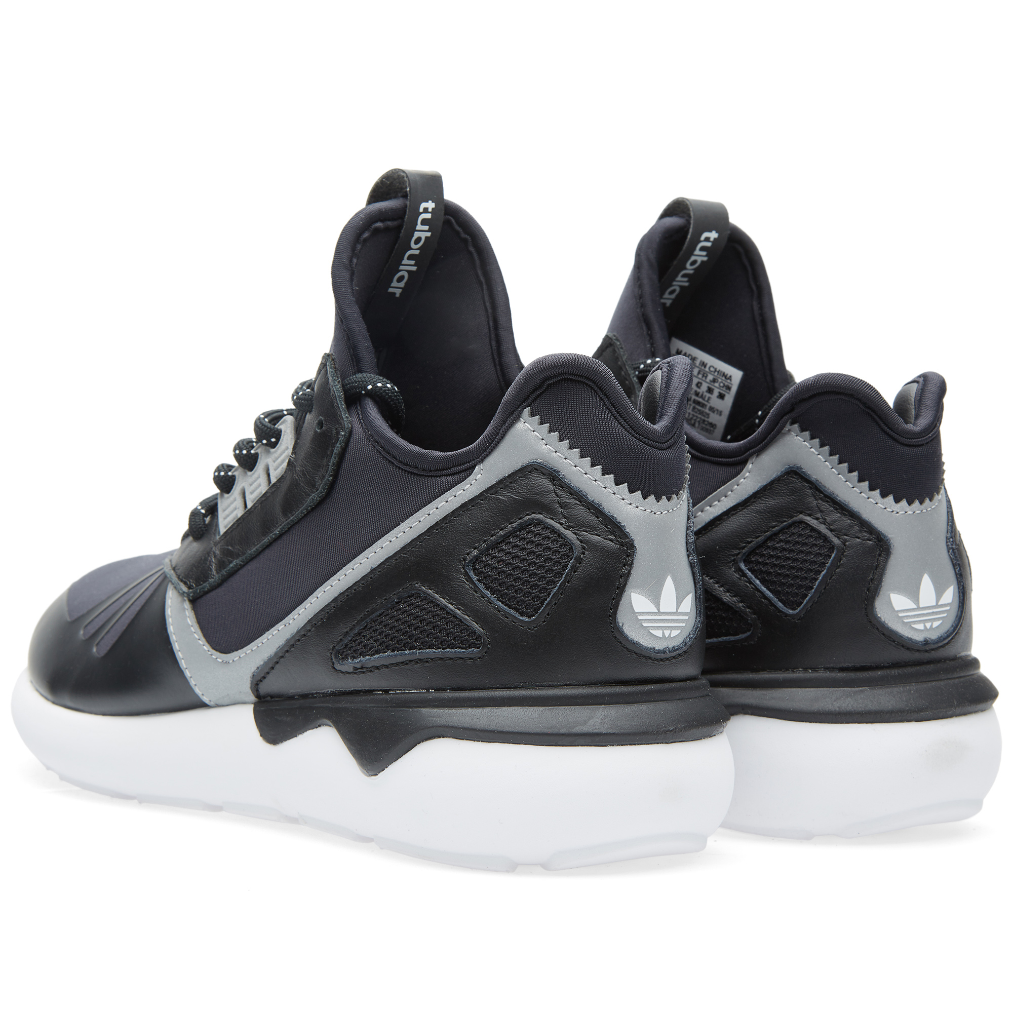 Adidas Tubular Runner Black And White