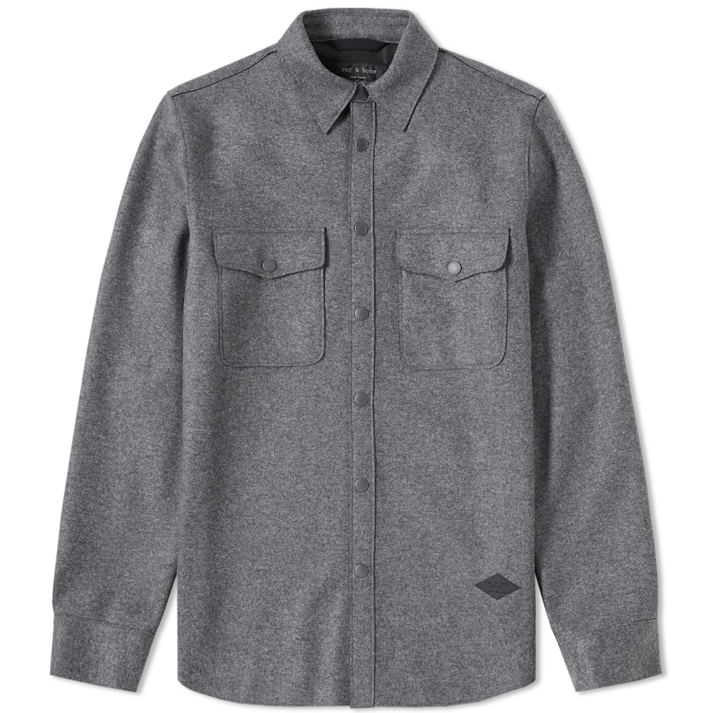 Rag & Bone Jack Flannel Overshirt