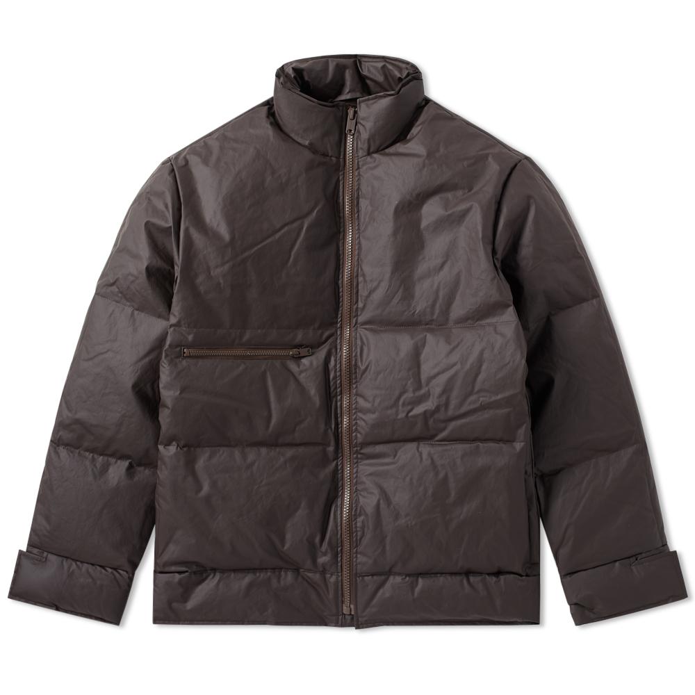 Yeezy Season 3 Waxed Cotton Puffer Jacket