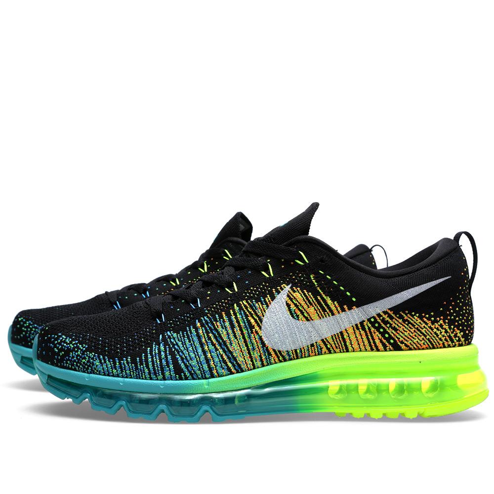 Nike Flyknit Green