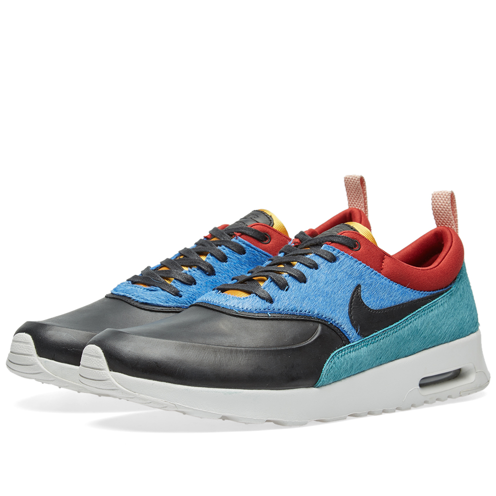 nike w air max thea premium star blue black. Black Bedroom Furniture Sets. Home Design Ideas
