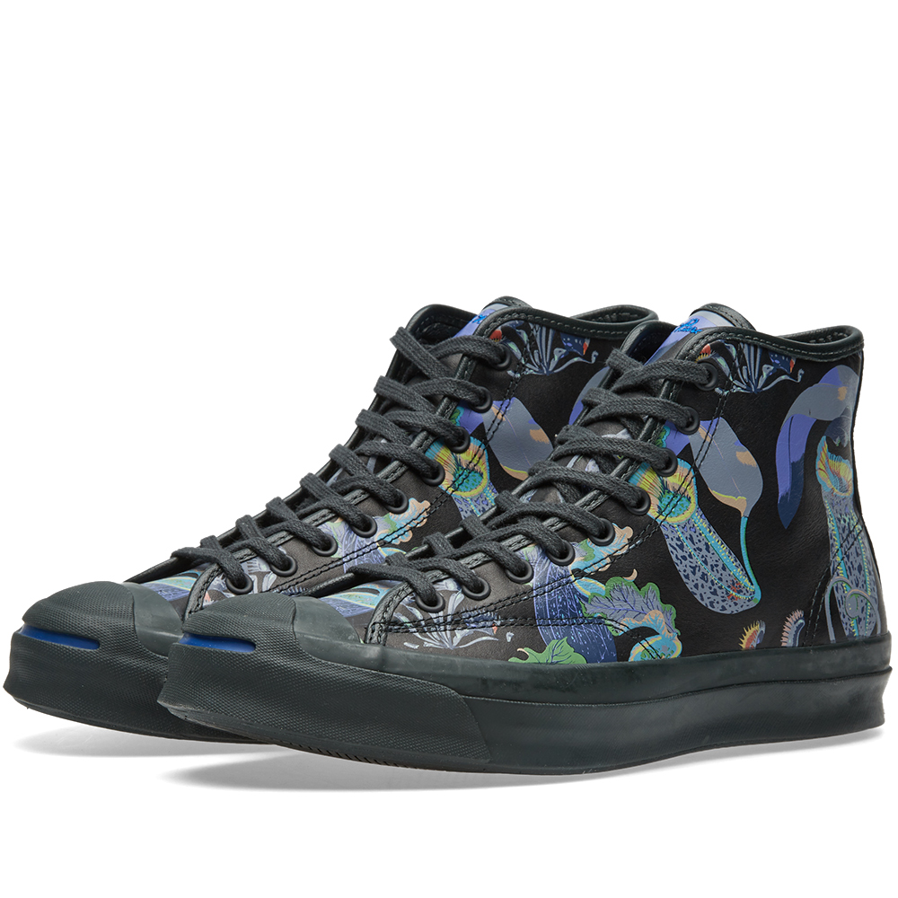 Converse Jack Purcell Signature Carnivorous Mid