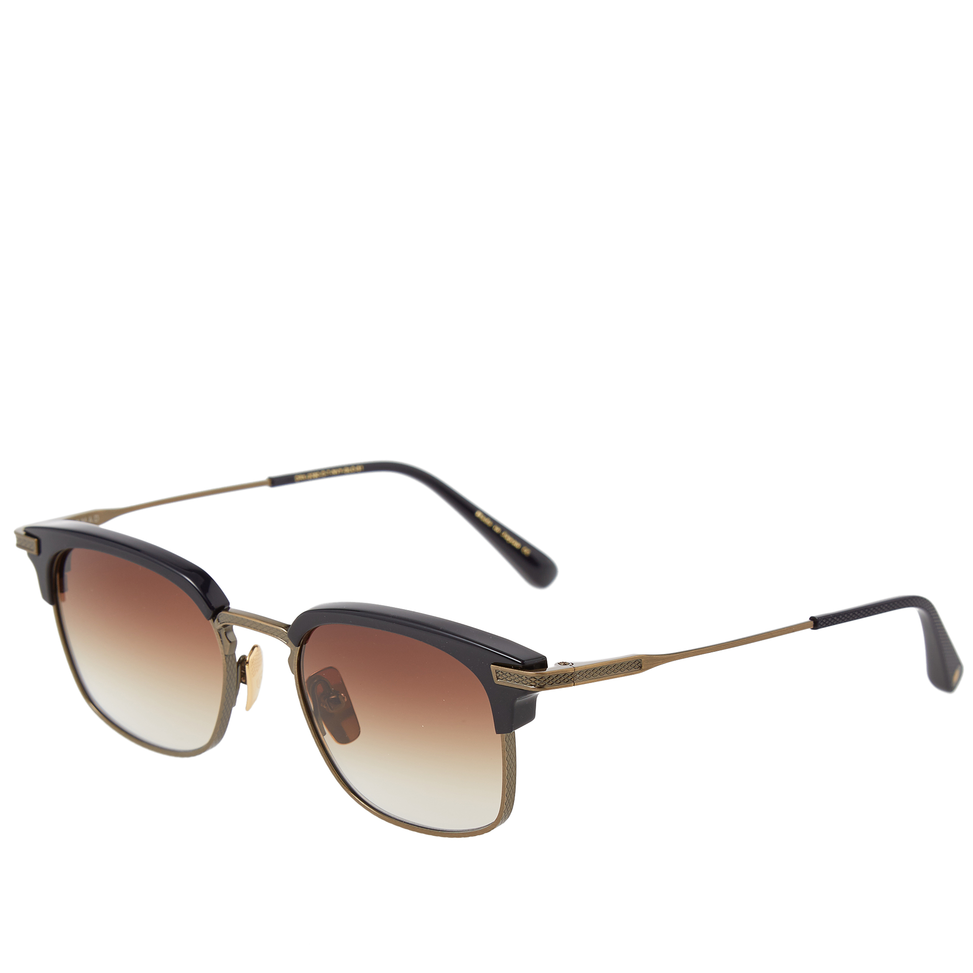 dita nomad sunglasses navy brown