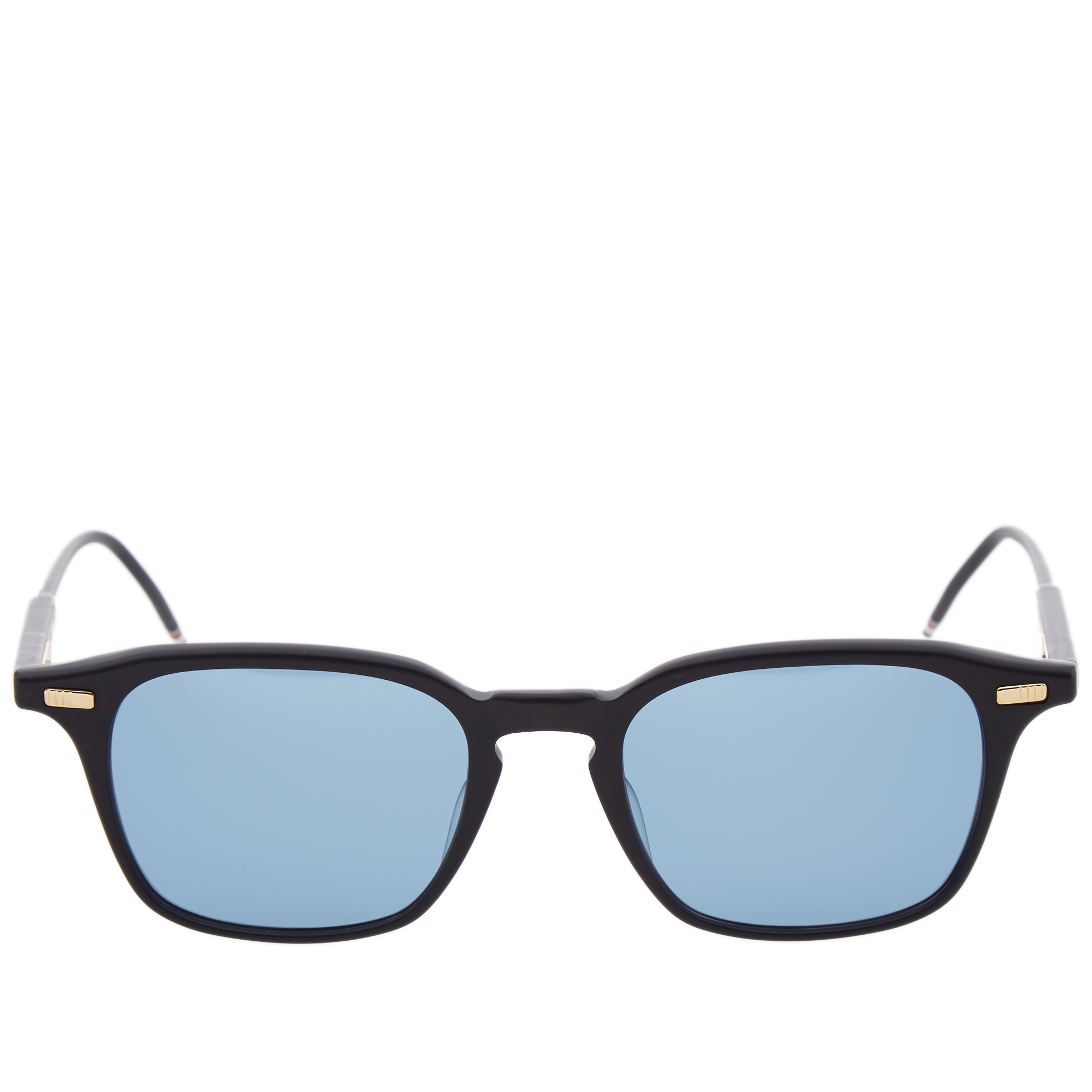 Thom Browne Sunglasses  thom browne tb 406 sunglasses matte navy dark blue