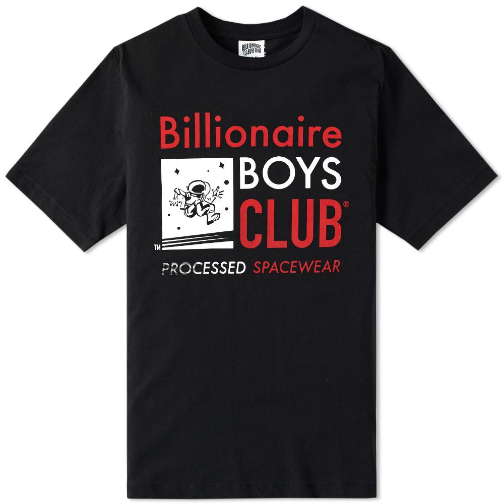 billionaire boys club processed tee black. Black Bedroom Furniture Sets. Home Design Ideas