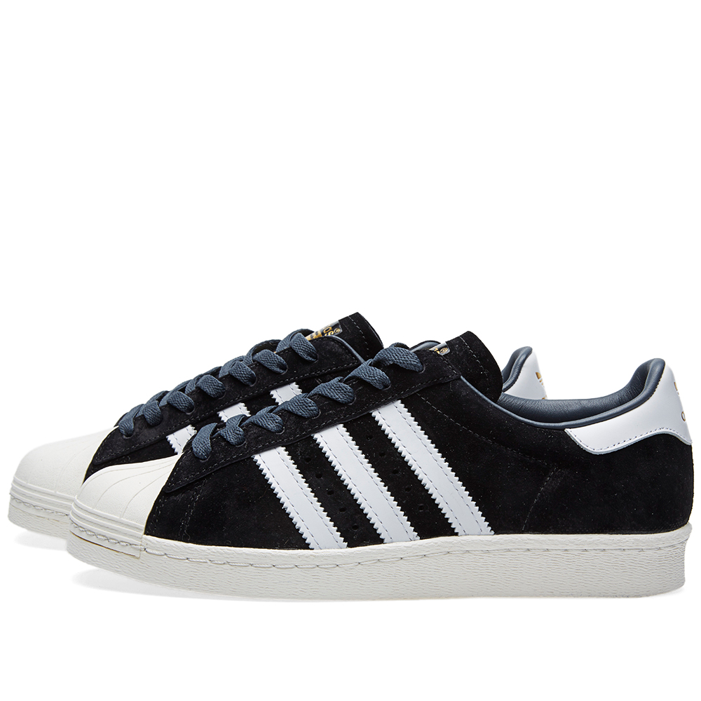 adidas superstar white and black size 6