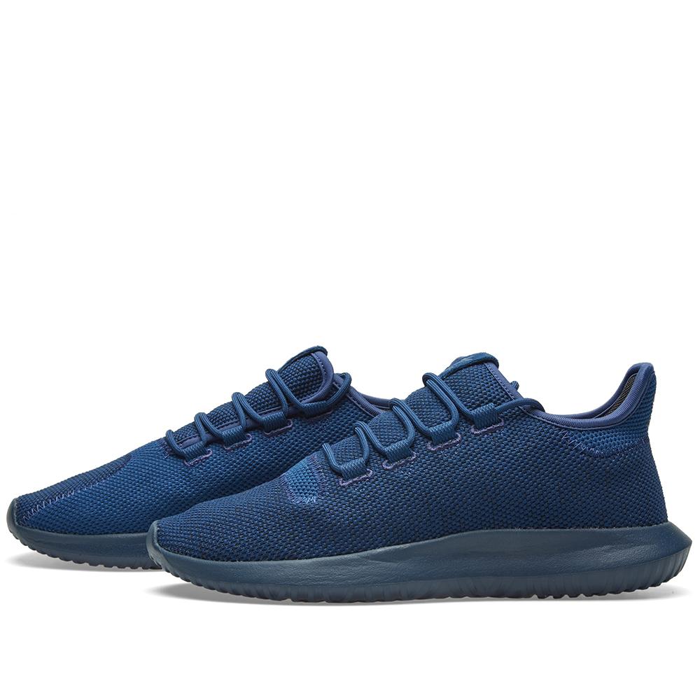 Adidas Tubular Blue And White