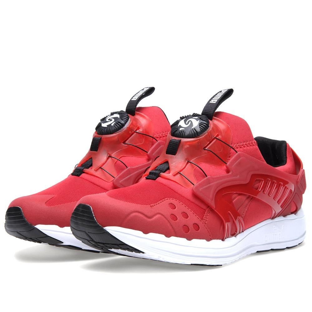 puma future disc blaze lite ribbon red. Black Bedroom Furniture Sets. Home Design Ideas