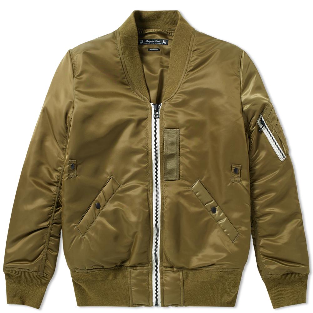 Sasquatchfabrix Do Not Kill 'Korosuna' Flight Jacket
