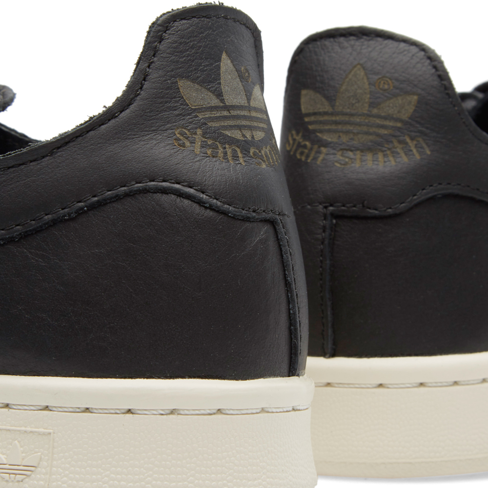 Adidas Stan Smith Black Leather