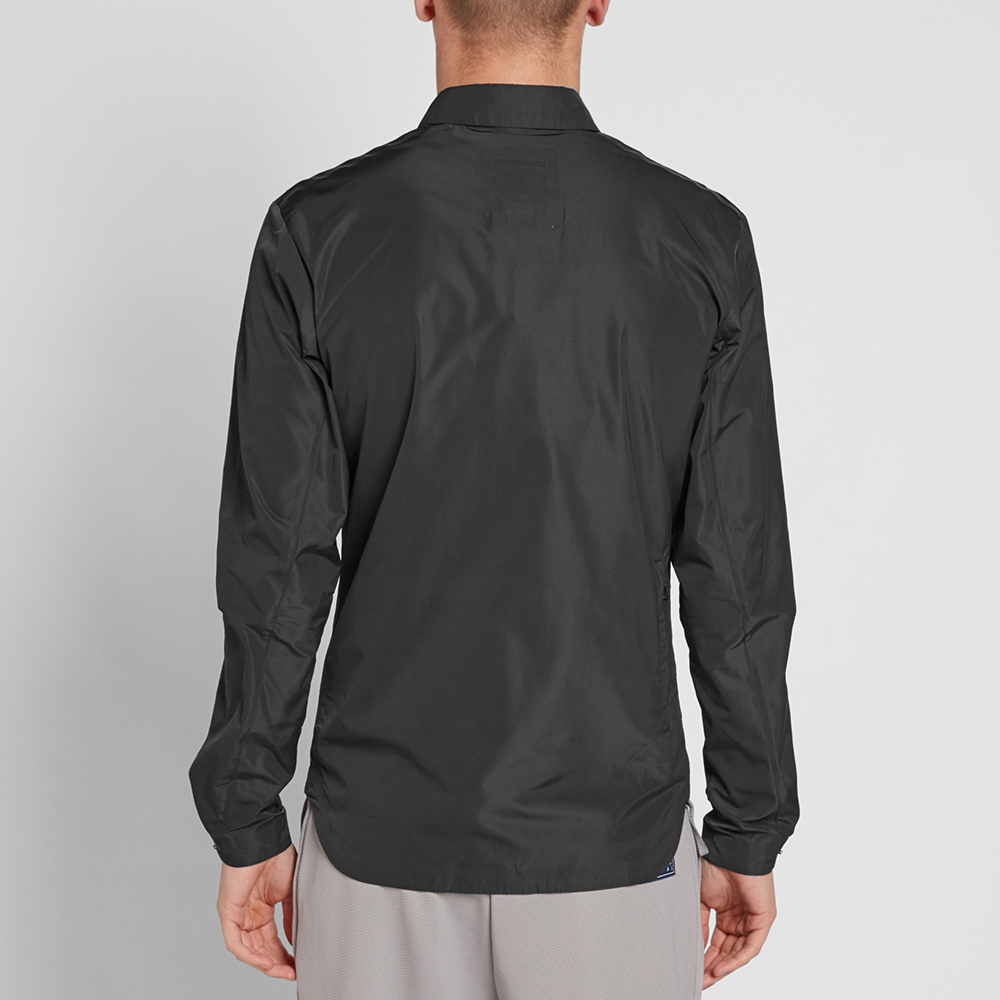 Adidas light coach jacket black for Coach jacket