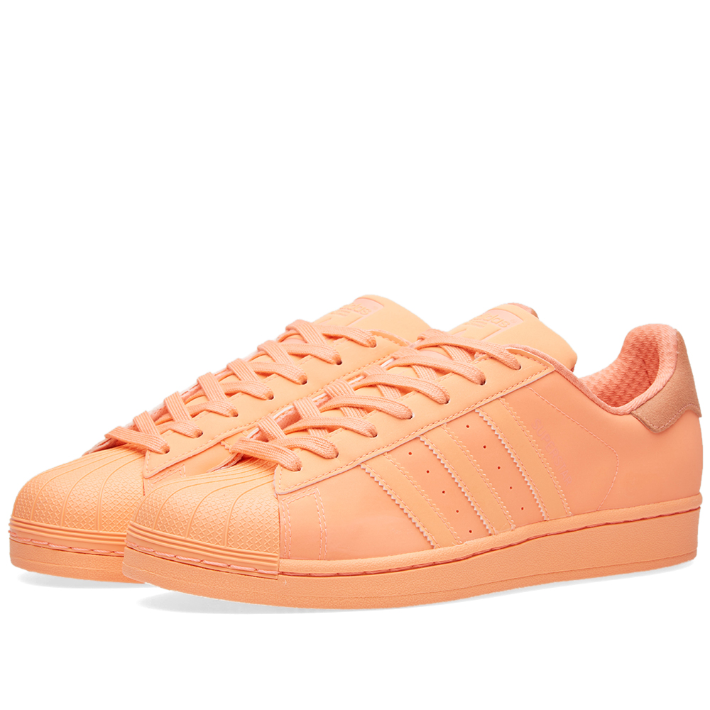 Adidas Superstars Orange