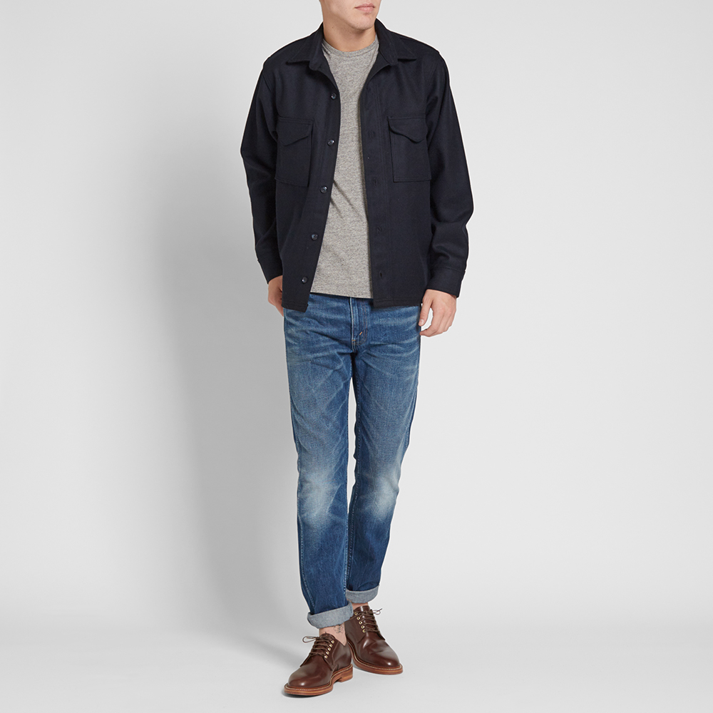 Filson Jac Shirt Jacket (Navy)