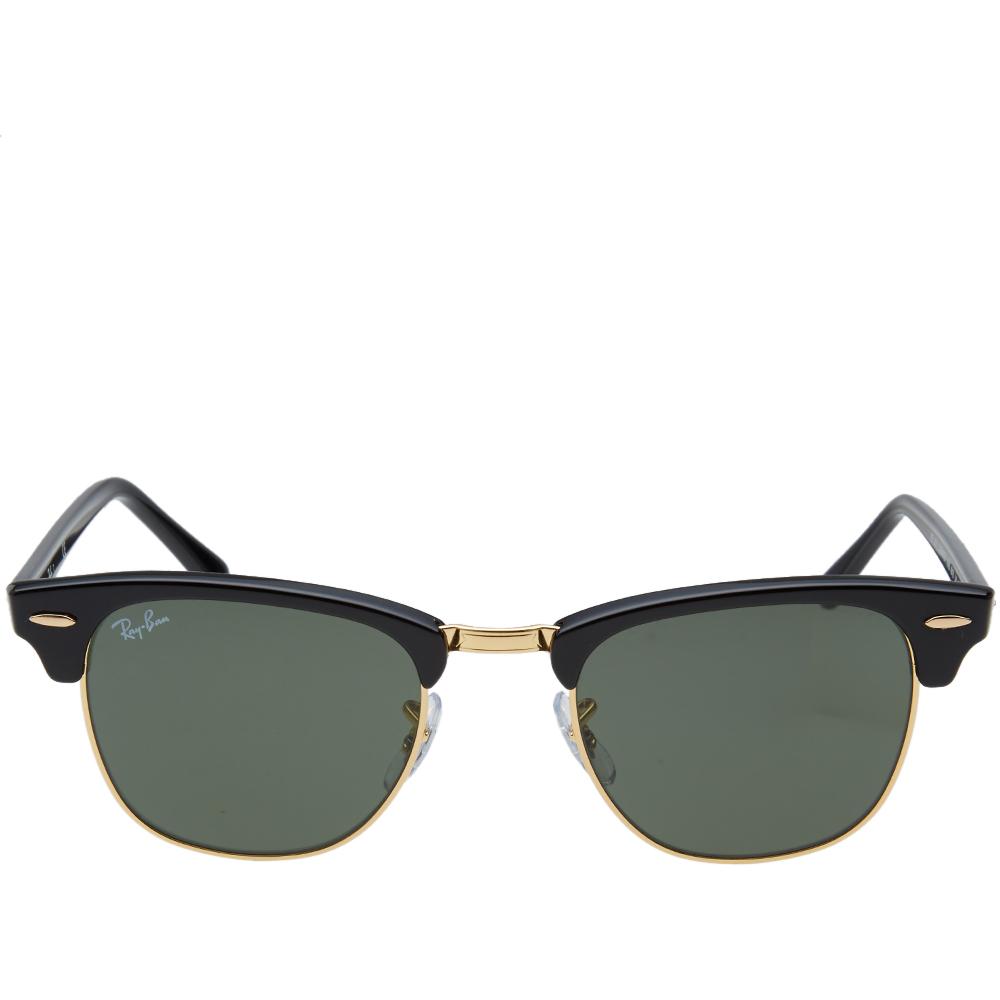 Clubmaster Sunglasses Ray Ban  ray ban clubmaster sunglasses ebony green
