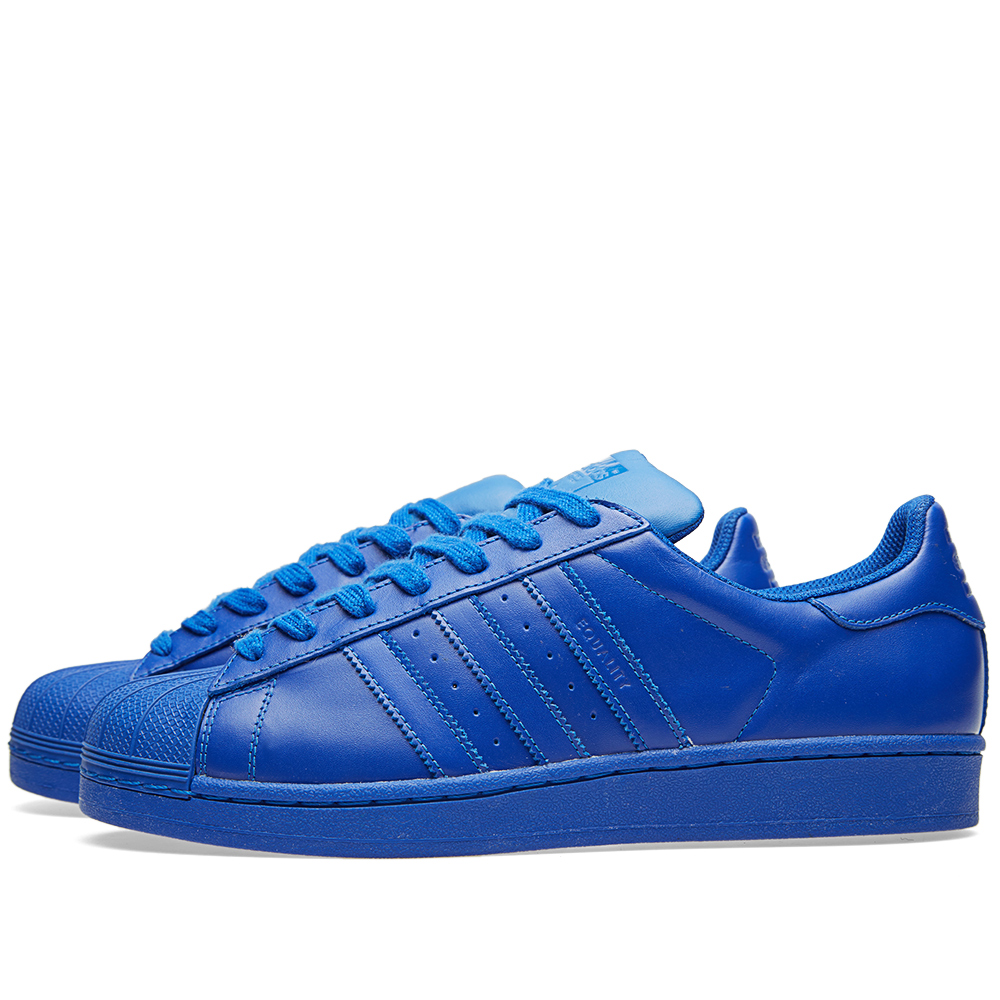 Adidas Superstar Colours Blue