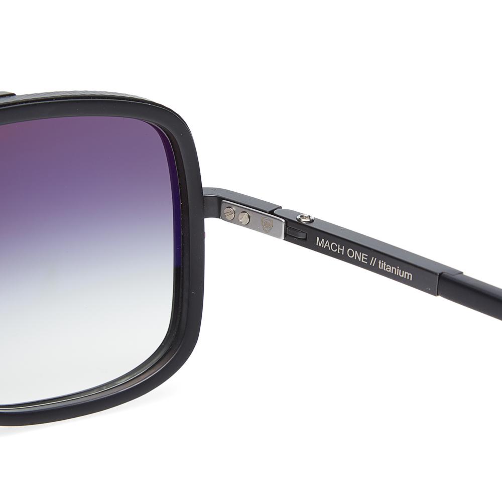 Mach 1 Sunglasses  dita mach one sunglasses matte black grey