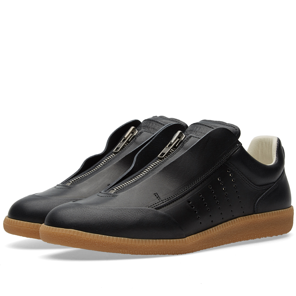 Maison Margiela 22 Future Low Zip Sneaker