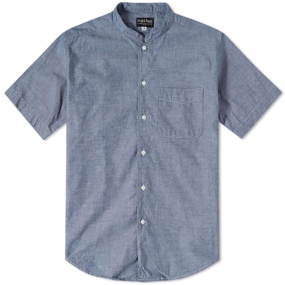 Rough & Tumble Short Sleeve Studio Shirt