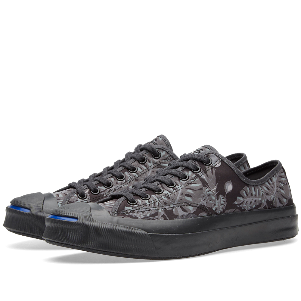Converse Jack Purcell Signature Ox Tropical Black
