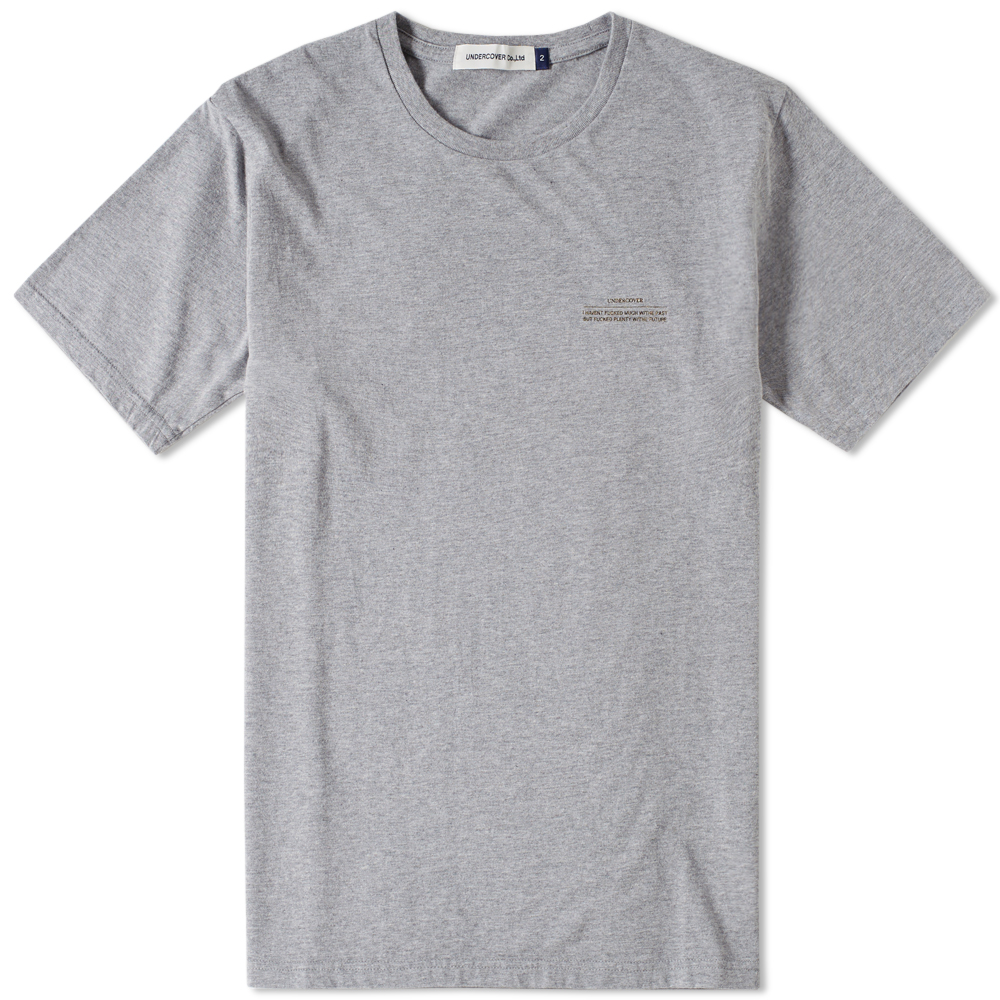 Undercover Small Chest Logo Tee