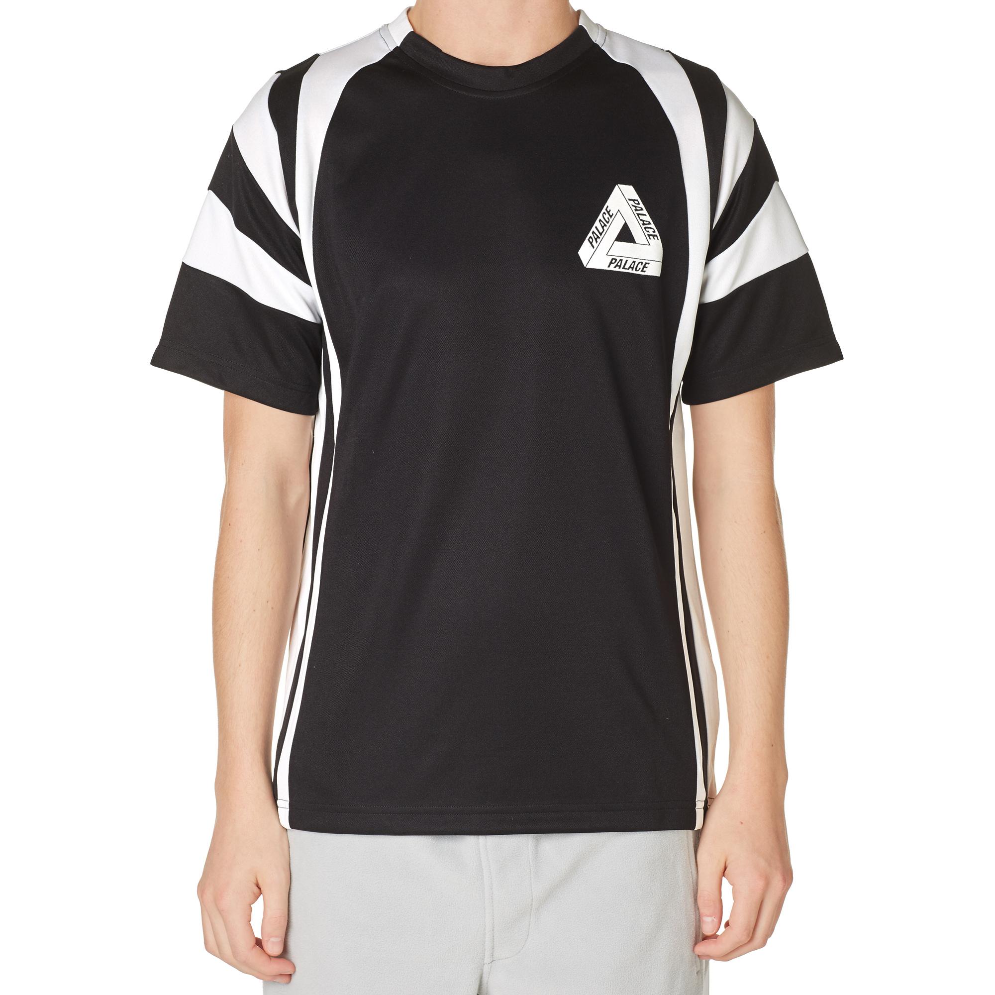 Adidas X Palace Graphic Tee Black