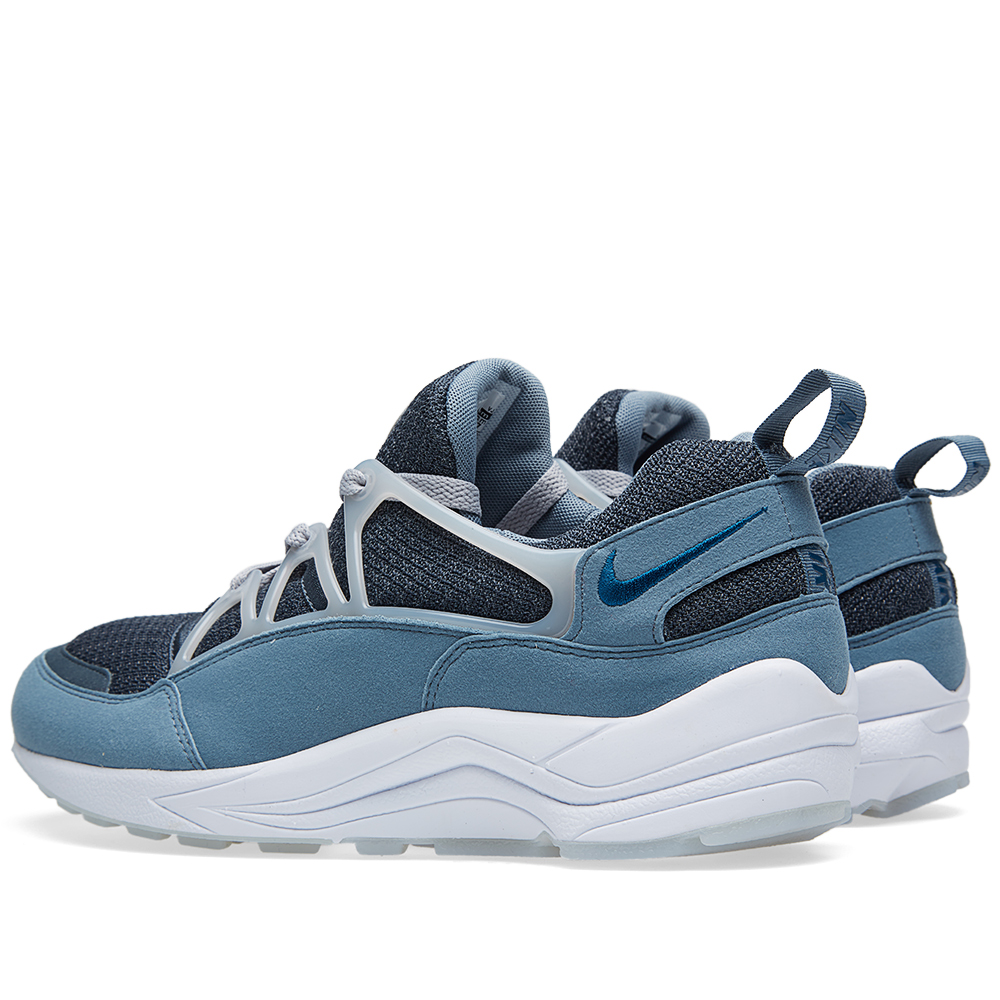 nike air huarache light classic charcoal blue force. Black Bedroom Furniture Sets. Home Design Ideas