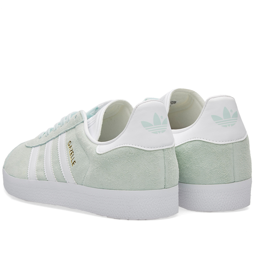 adidas gazelle ice mint white. Black Bedroom Furniture Sets. Home Design Ideas