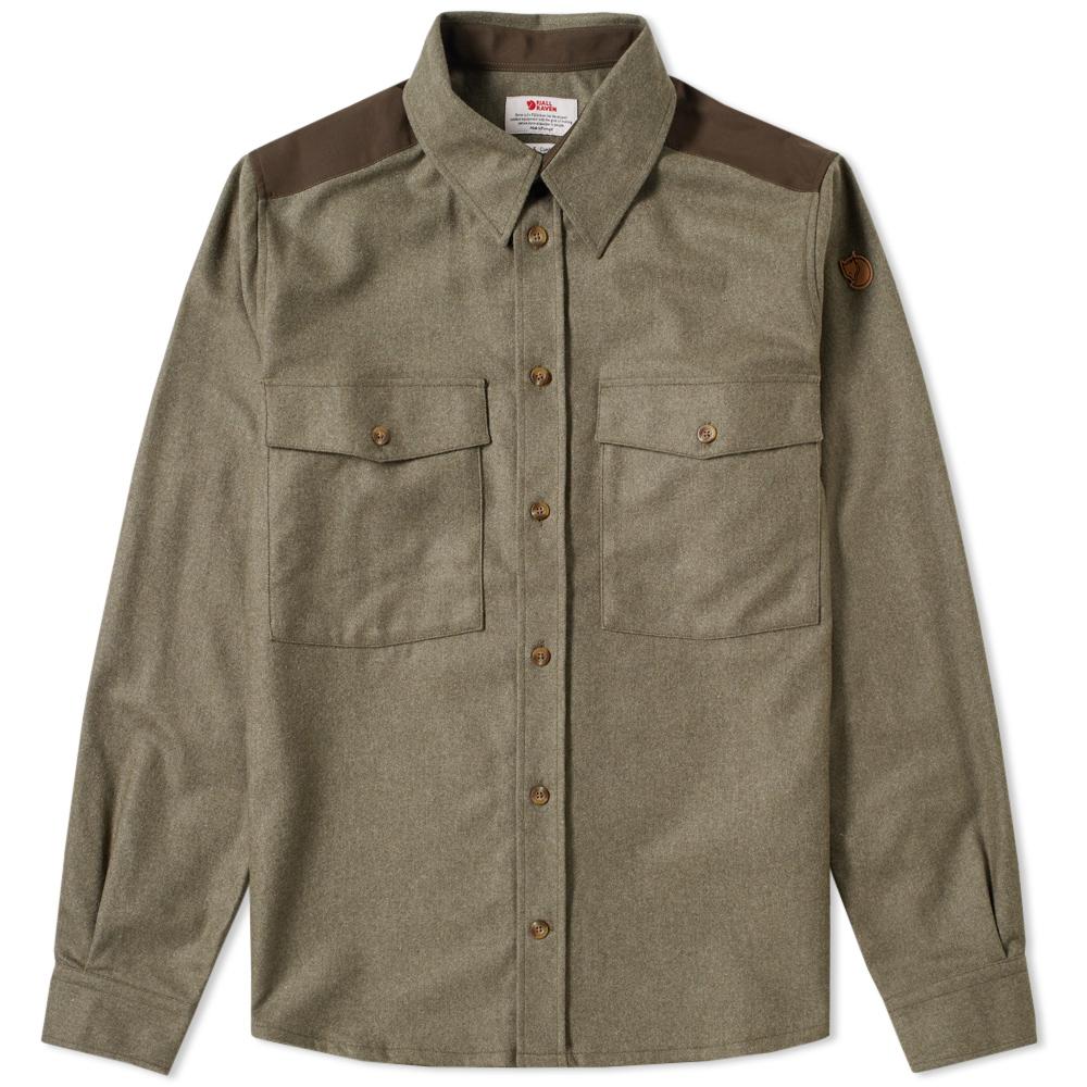 Fjällräven Övik Wool Shirt