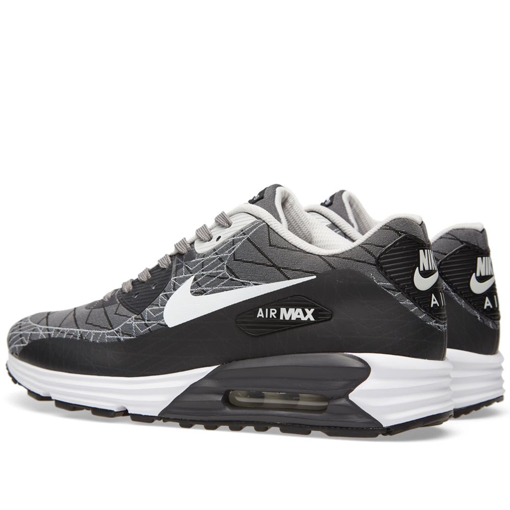 nike air max lunar 90 jacquard light ash white. Black Bedroom Furniture Sets. Home Design Ideas