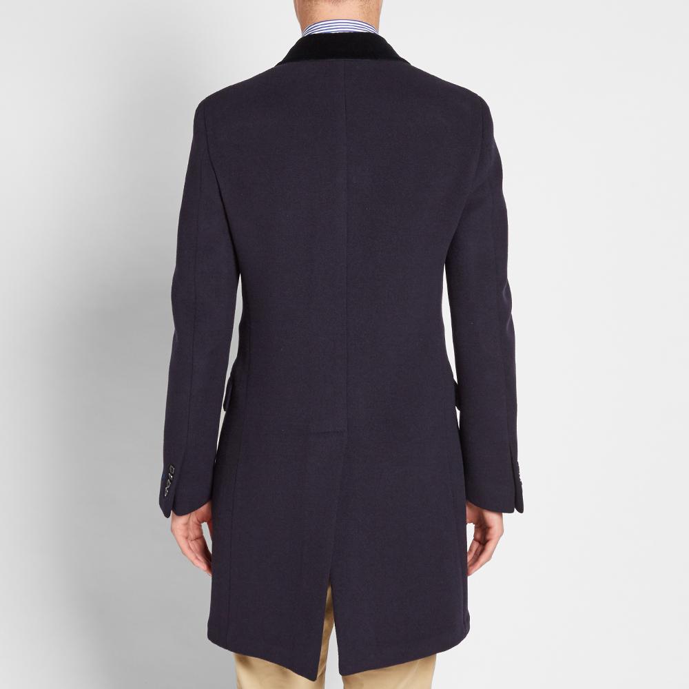 Ralph Lauren City Laukku : Polo ralph lauren paddock city coat navy