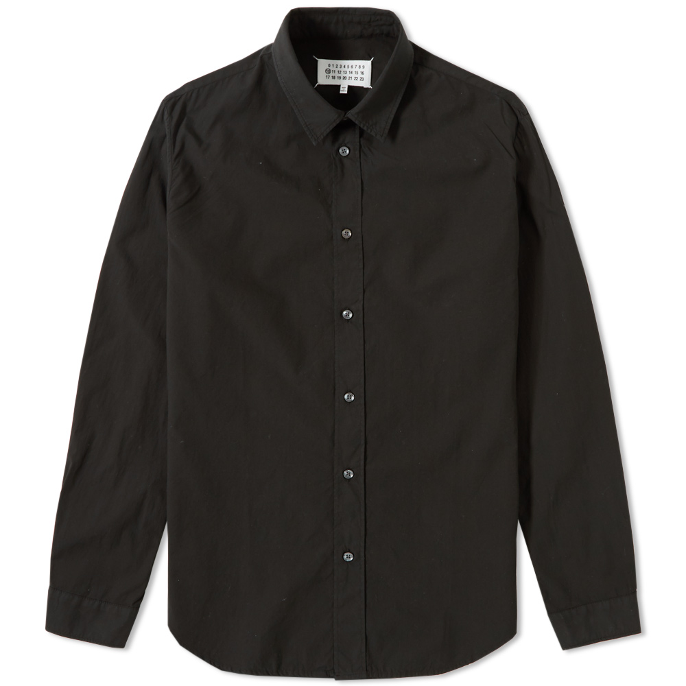 Maison Margiela 10 Garment Dyed Basic Shirt