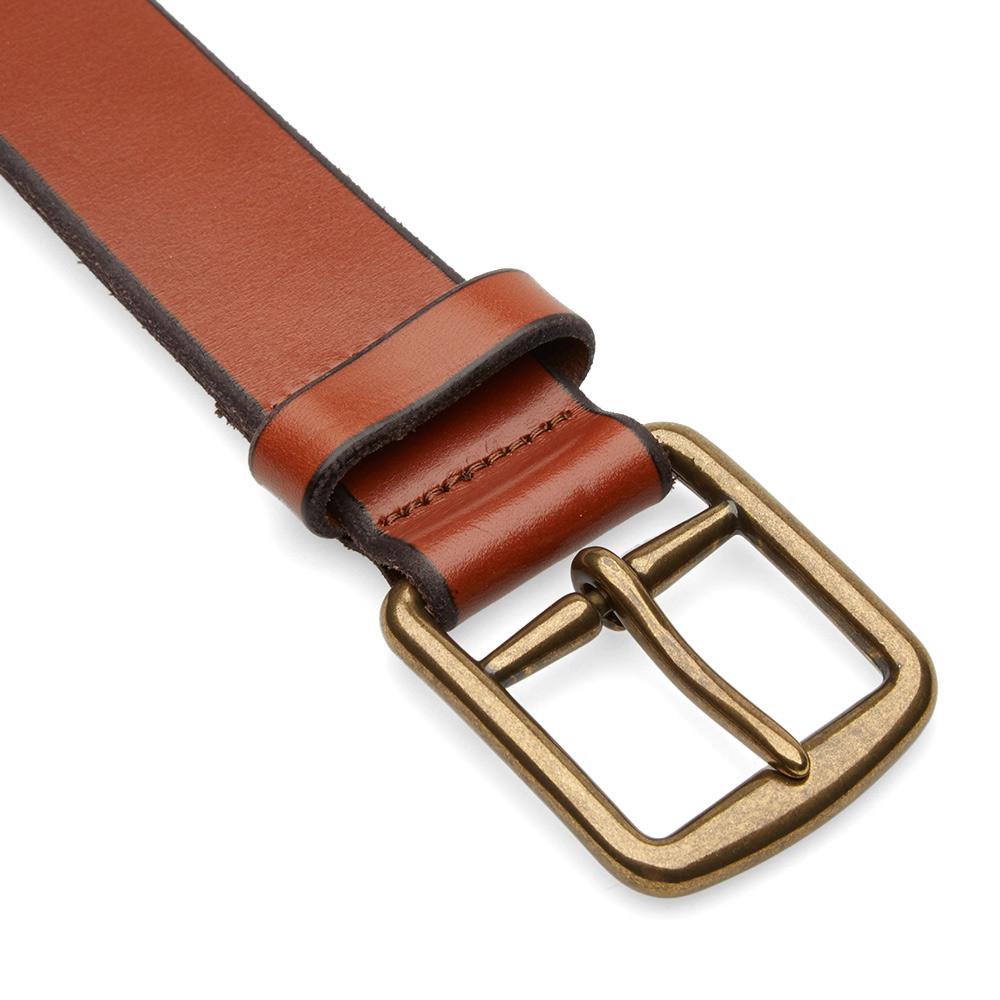 polo ralph lauren leather belt saddle. Black Bedroom Furniture Sets. Home Design Ideas