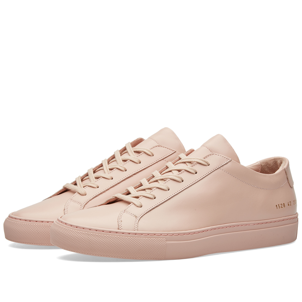 common projects original achilles low blush. Black Bedroom Furniture Sets. Home Design Ideas