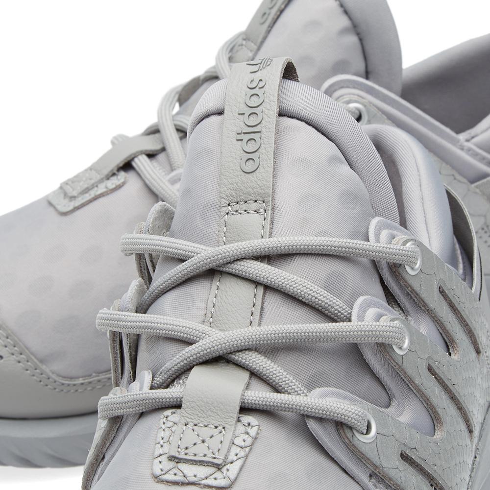 Adidas Tubular Silver