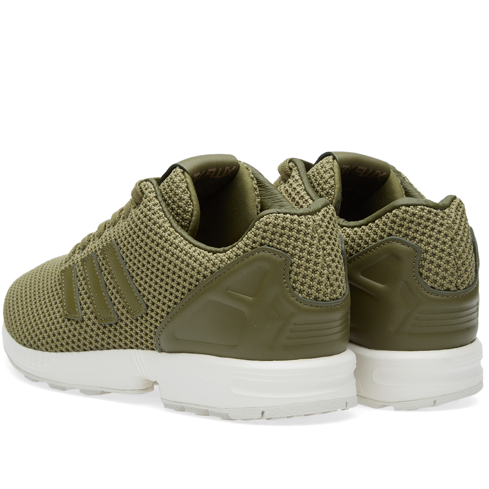 Adidas Flux Oliv