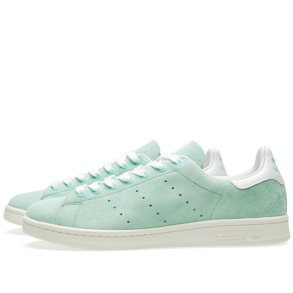 Adidas Stan Smith Green Suede