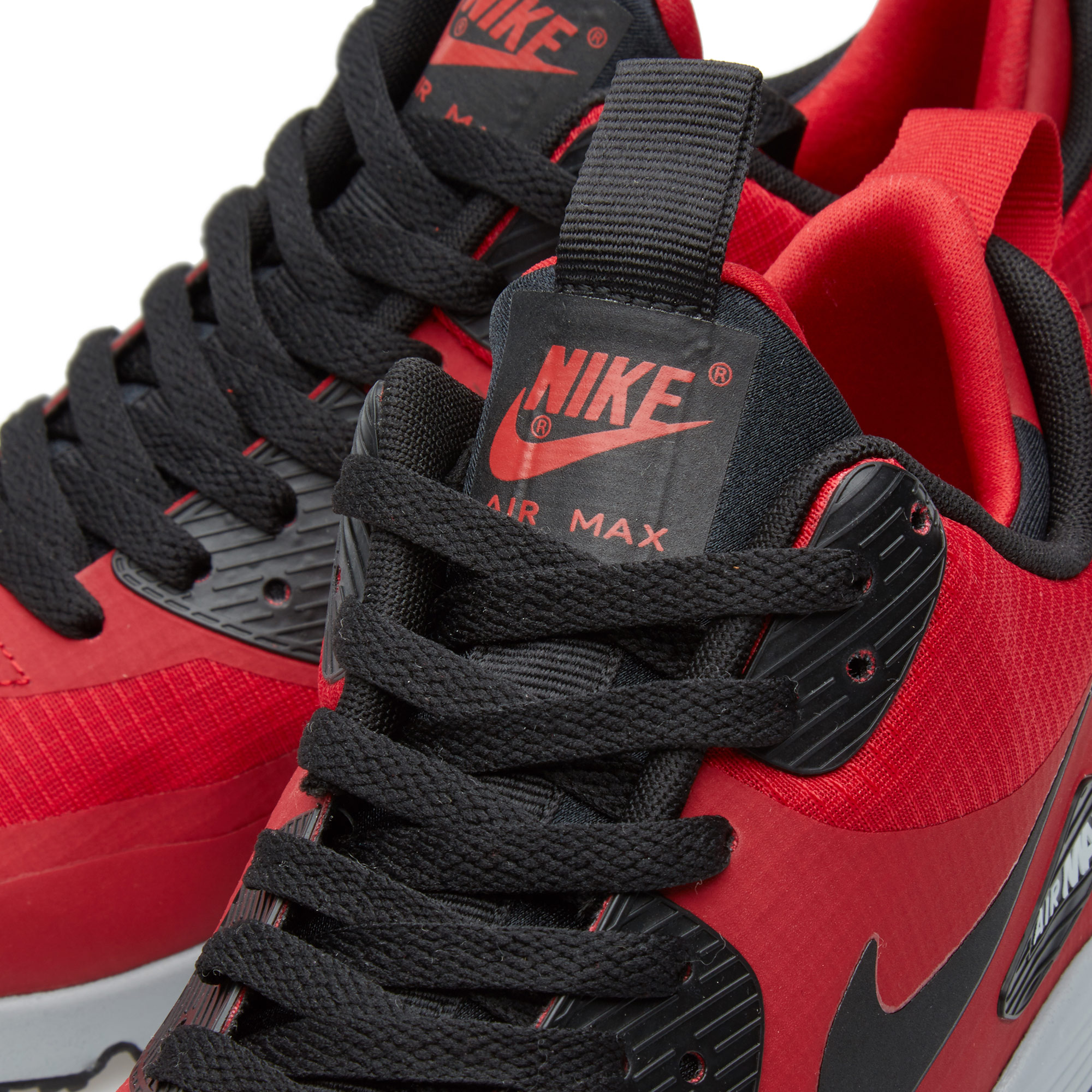 nike air max 90 mid winter red