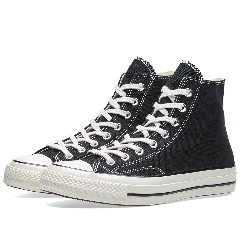converse chuck taylor 1970s hi black. Black Bedroom Furniture Sets. Home Design Ideas