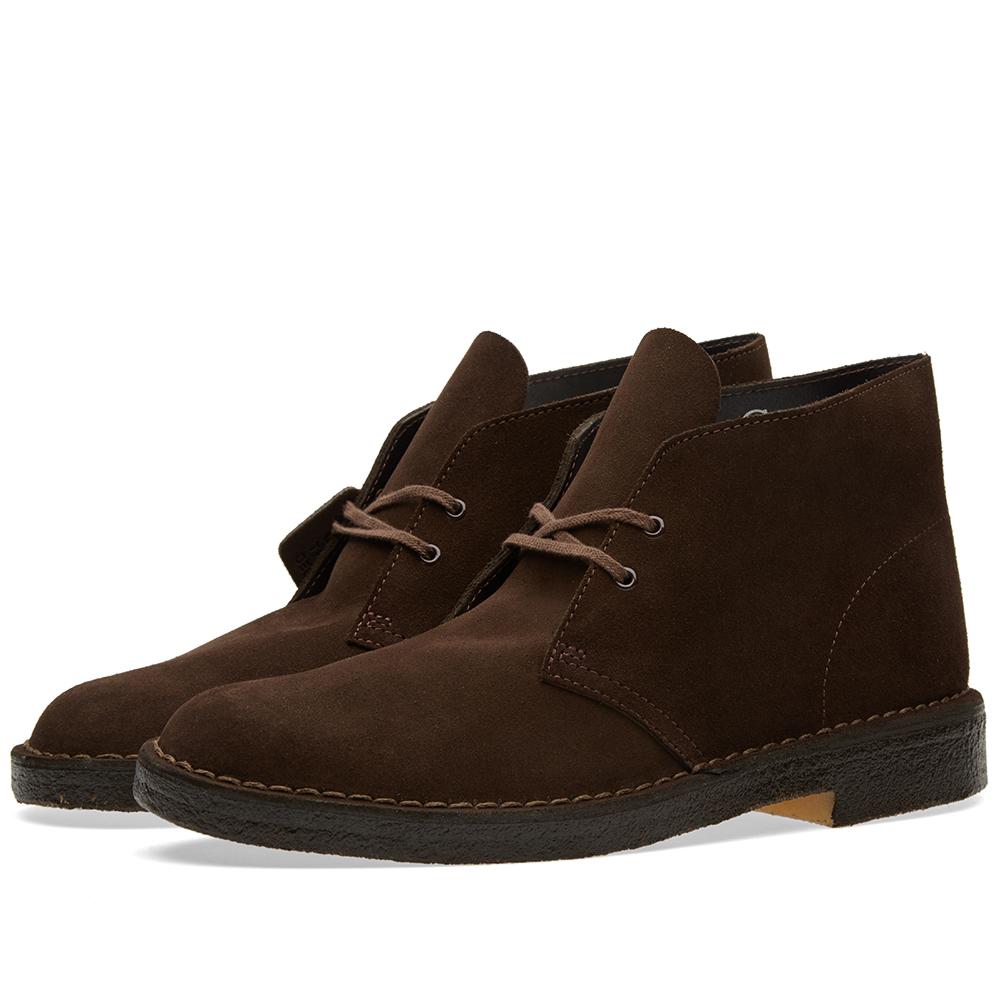 clarks originals desert boot brown suede. Black Bedroom Furniture Sets. Home Design Ideas