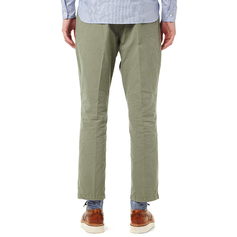 Bedwin & The Heartbreakers Hollywood Original Fit Poplin Pants (Olive)