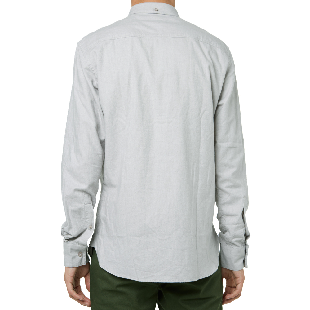 YMC Button Down Shirt (Light Grey)