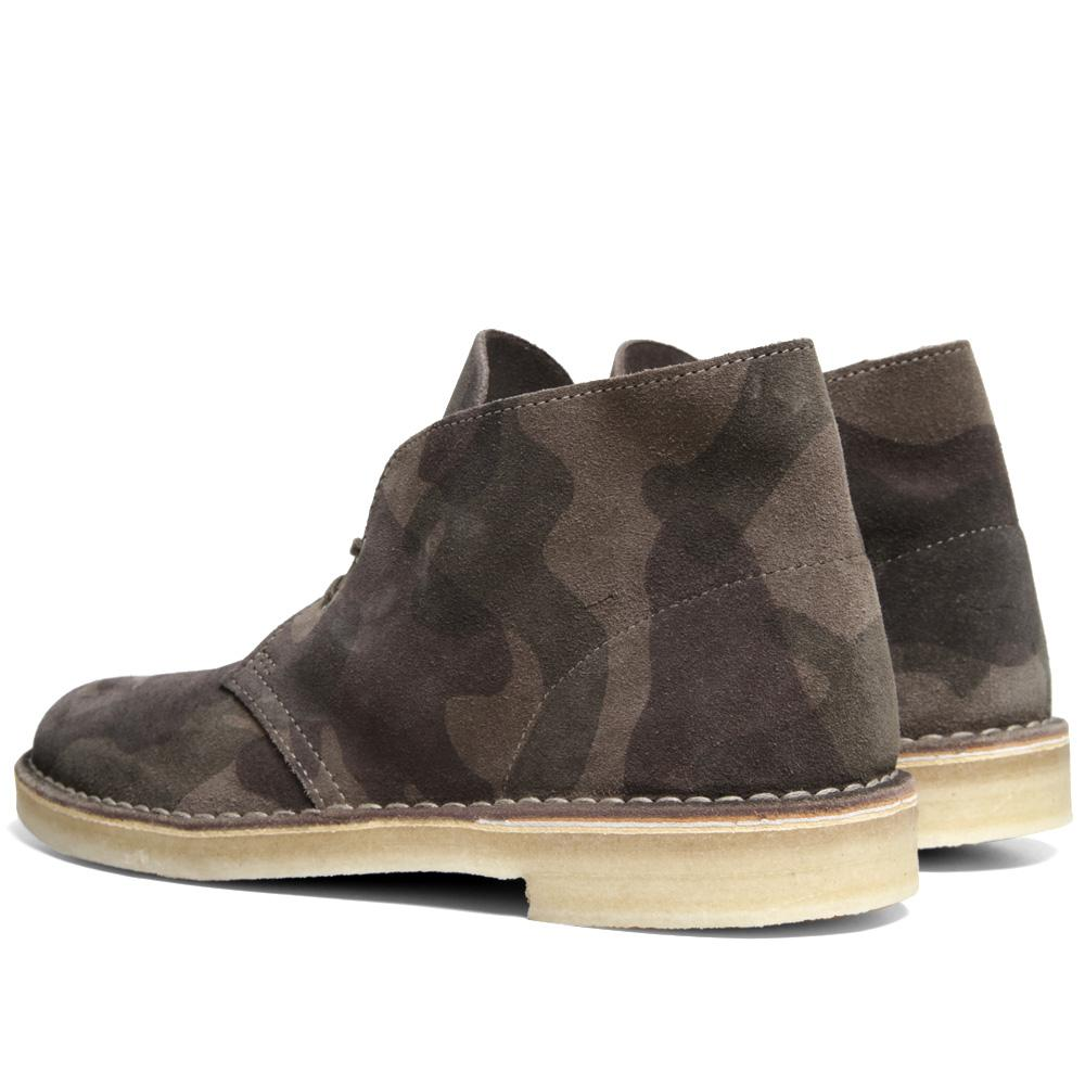 clarks originals desert boot khaki camo. Black Bedroom Furniture Sets. Home Design Ideas