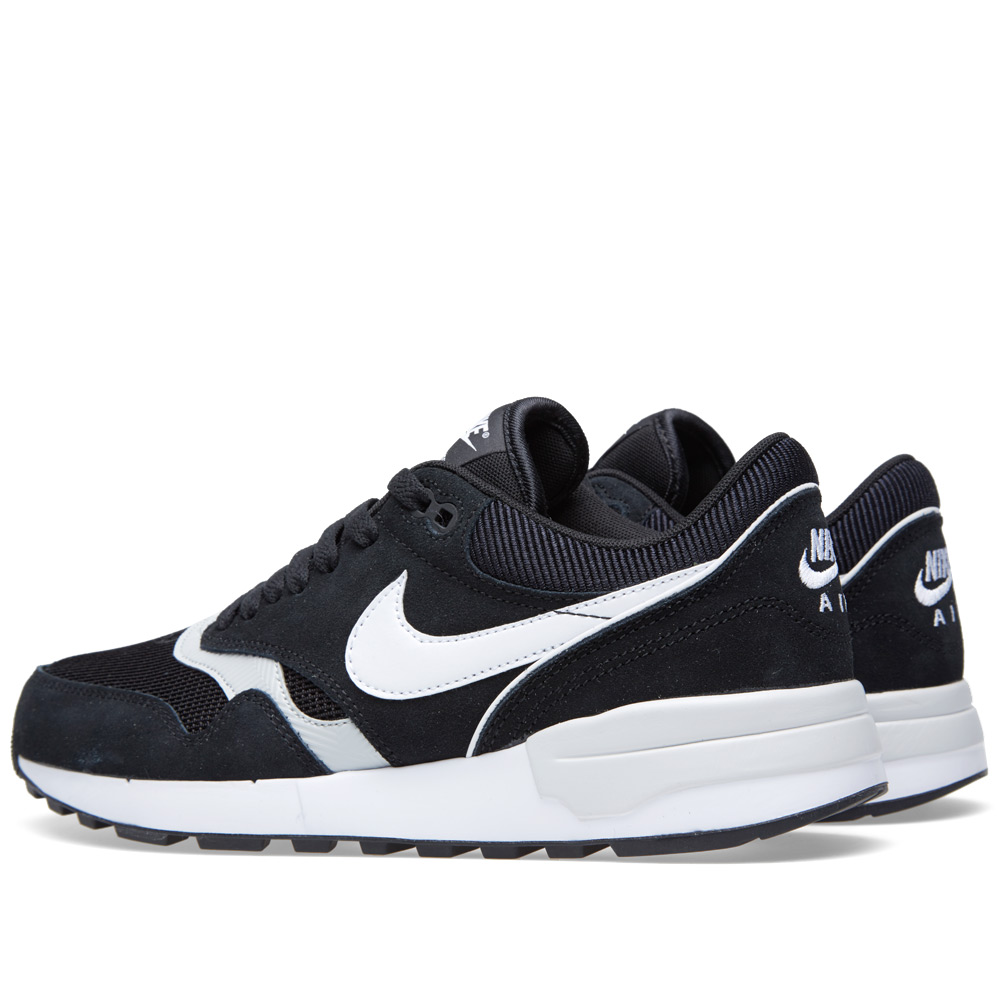 nike air odyssey black white neutral grey. Black Bedroom Furniture Sets. Home Design Ideas