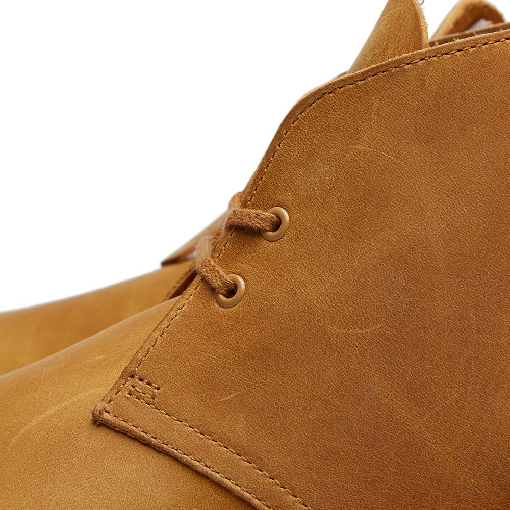 clarks originals desert boot mustard leather. Black Bedroom Furniture Sets. Home Design Ideas