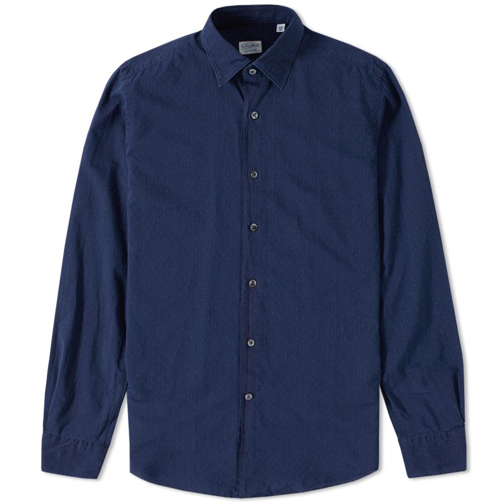 Incotex Kurt Denim Shirt