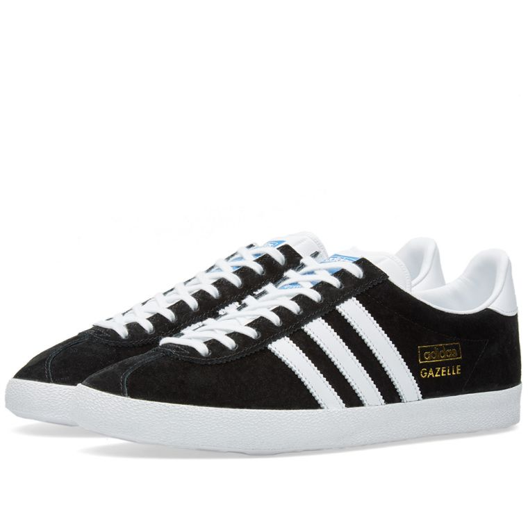 Another Look At The adidas Gazelle Core Black