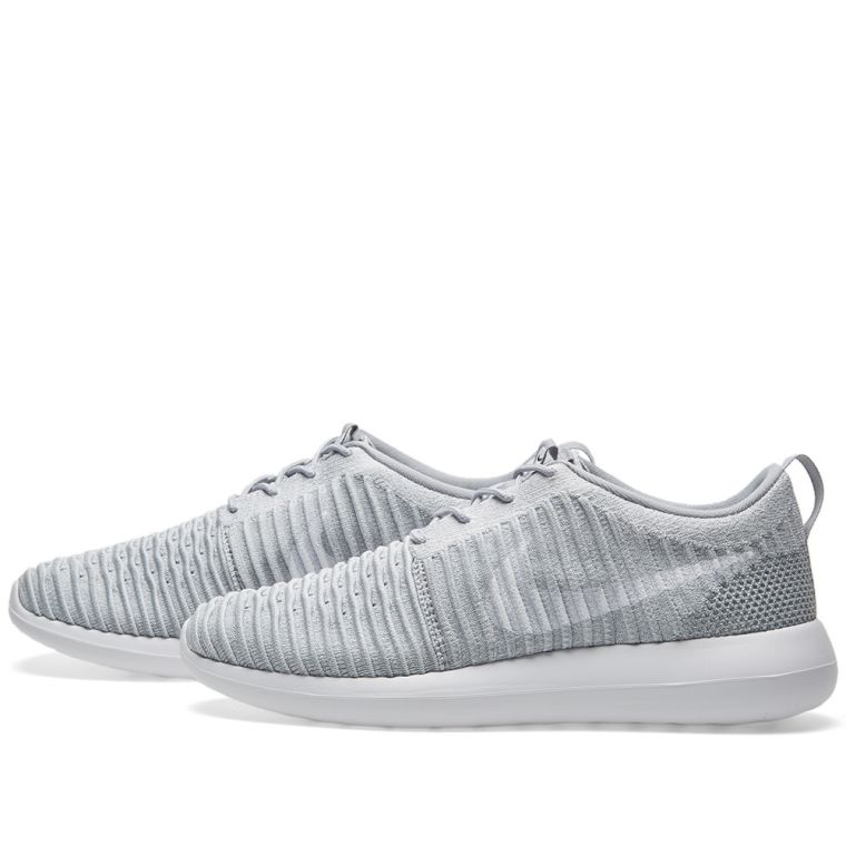 Nike Flyknit Roshe Crimson And Grey Alliance for Networking Visual