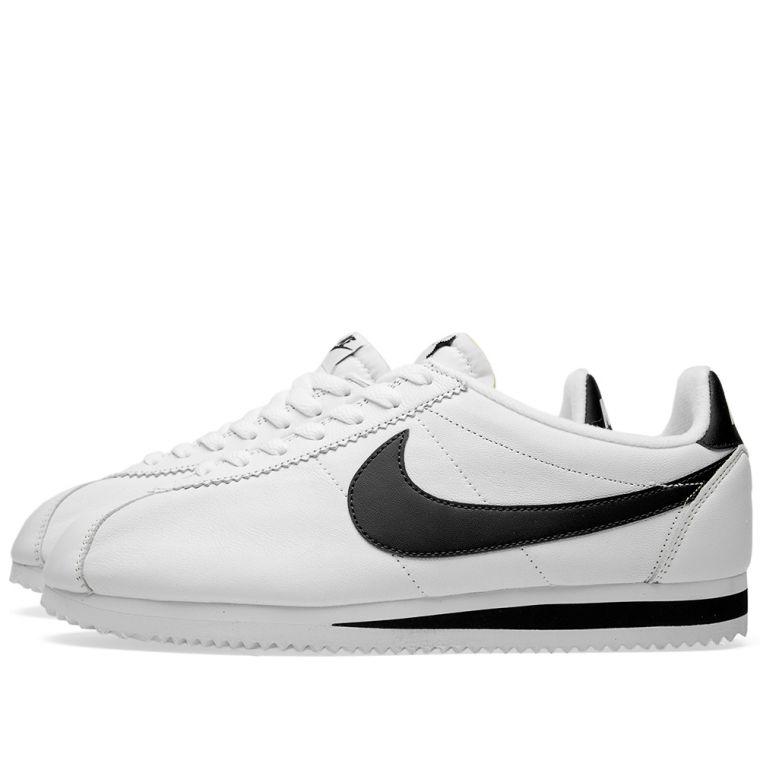 Nike Classic Cortez Premium Qs Black